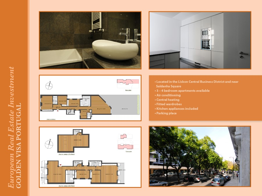 Apartments 5 de Outubro Building
