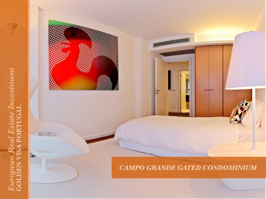 Apartments T1 - T3 - T4 - T5 Campo Grande Condominium