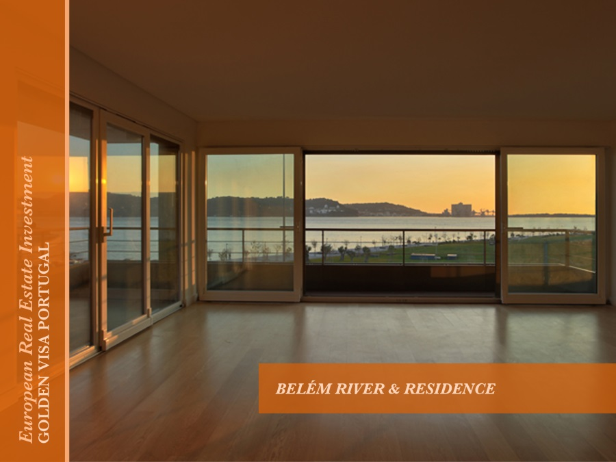Belém River & Residence 1